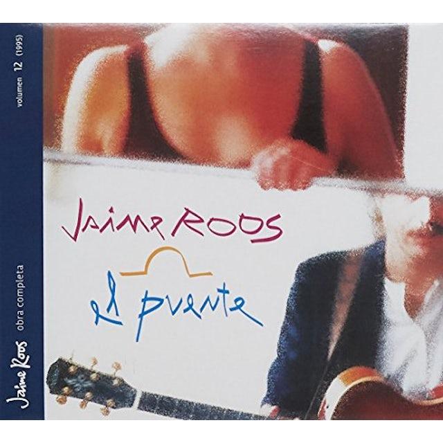Jaime Roos EL PUENTE VOLUMEN 12 CD