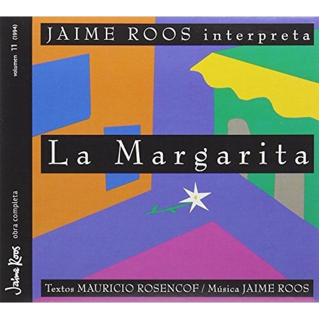 Jaime Roos LA MARGARITA CD