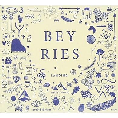 Beyries LANDING CD