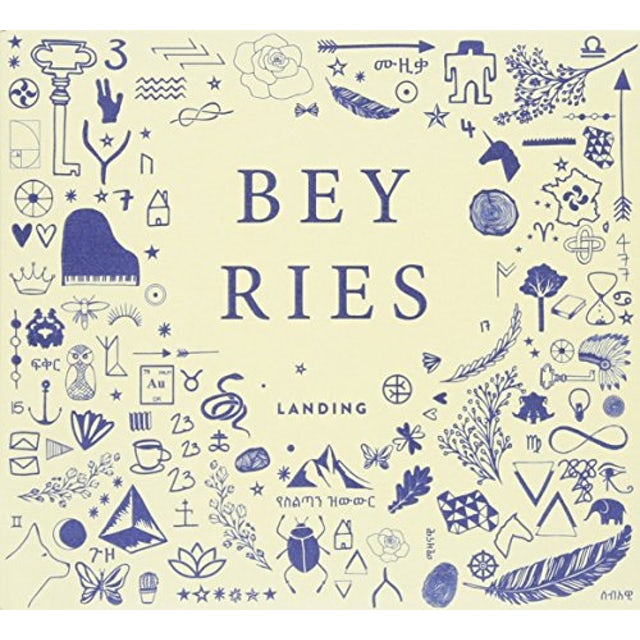 Beyries LANDING CD