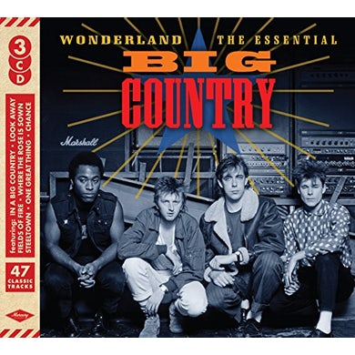 WONDERLAND: ESSENTIAL BIG COUNTRY CD