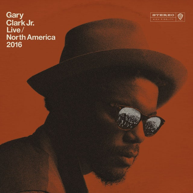 Gary Clark Jr LIVE NORTH AMERICA 2016 CD