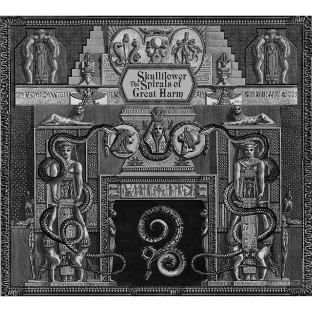 Skullflower SPIRALS OF GREAT HARM CD