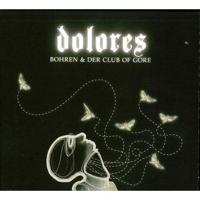Bohren & Der Club Of Gore DELORES Vinyl Record