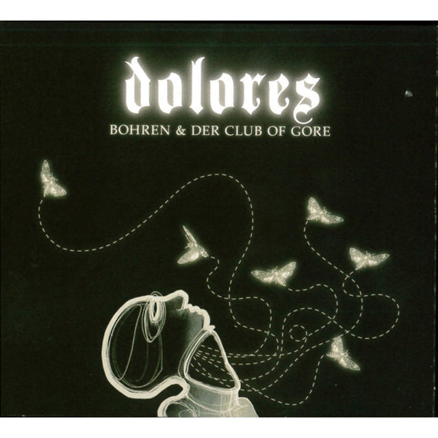 Bohren & Der Club Of Gore DELORES Vinyl Record