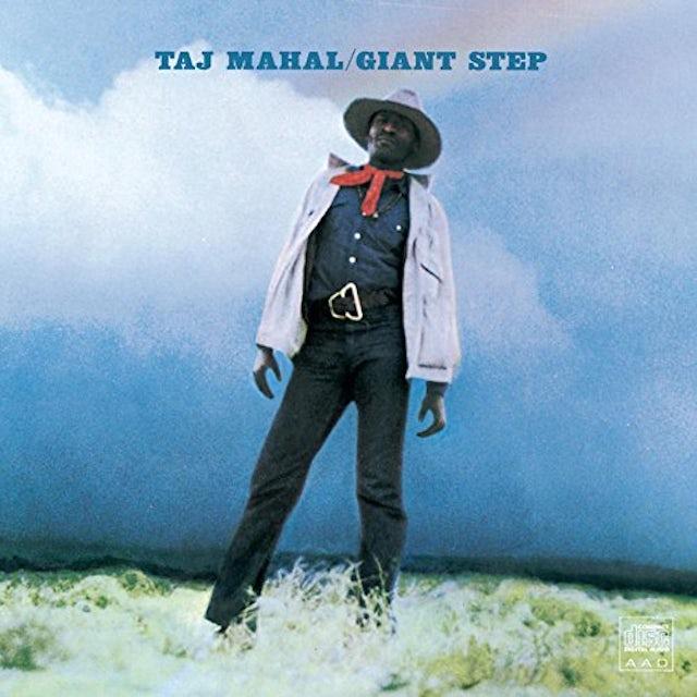 Taj Mahal GIANT STEP DE OLE FOLKS AT HOME CD
