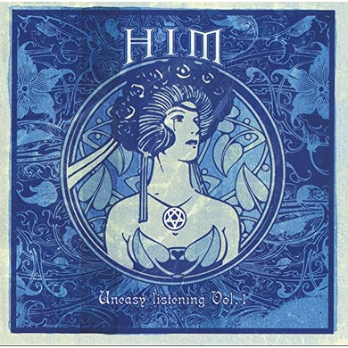 Him UNEASY LISTENING VOL 1 CD