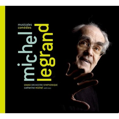 Michel Legrand MUSICALES COMEDIES / Original Soundtrack CD