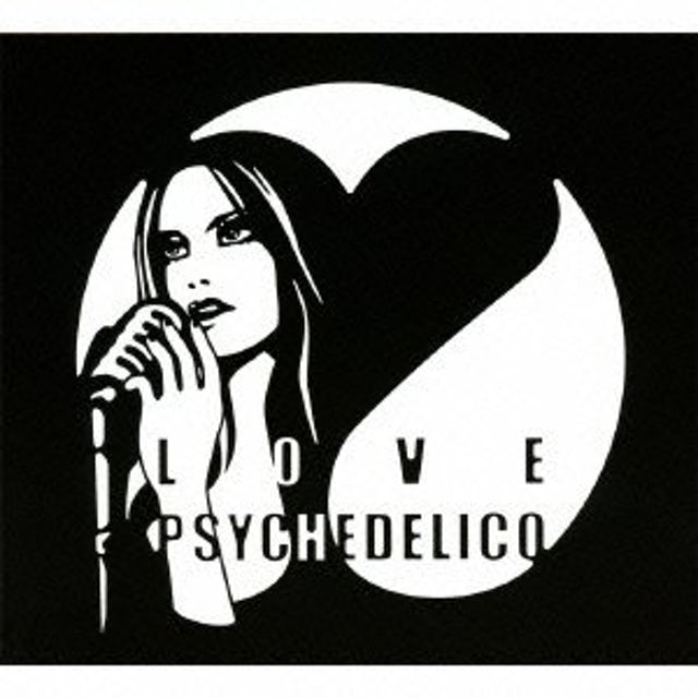 LOVE PSYCHEDELICO REMASTERS BOX CD