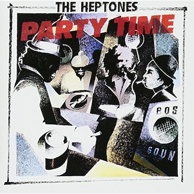 Heptones NIGHT FOOD + PARTY TIME CD