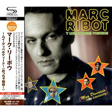Marc Ribot MUY DIVERTIDO CD