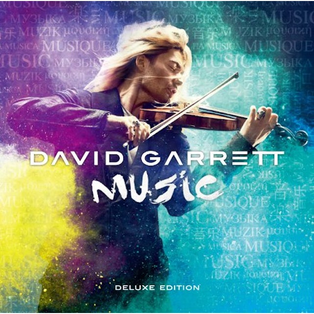David Garrett MUSIC: SPECIAL EDITION CD