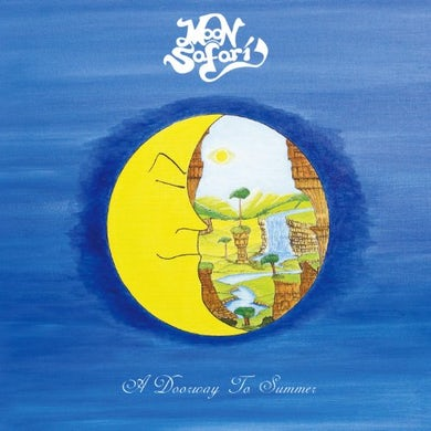 Moon Safari DOORWAY TO SUMMER CD