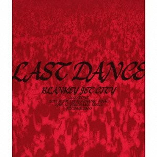 Blankey Jet City LAST DANCE CD