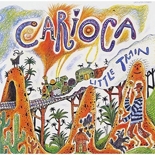 CARIOCA LITTLE TRAIN CD
