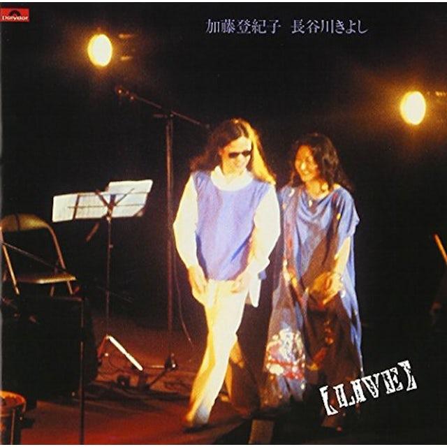 Tokiko Kato & BKIYOSHI HASEGAWA LIVE CD