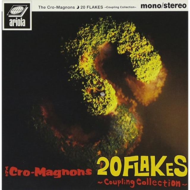 CRO-MAGNONS 20 FLAKES: COUPLING COLLECTION CD