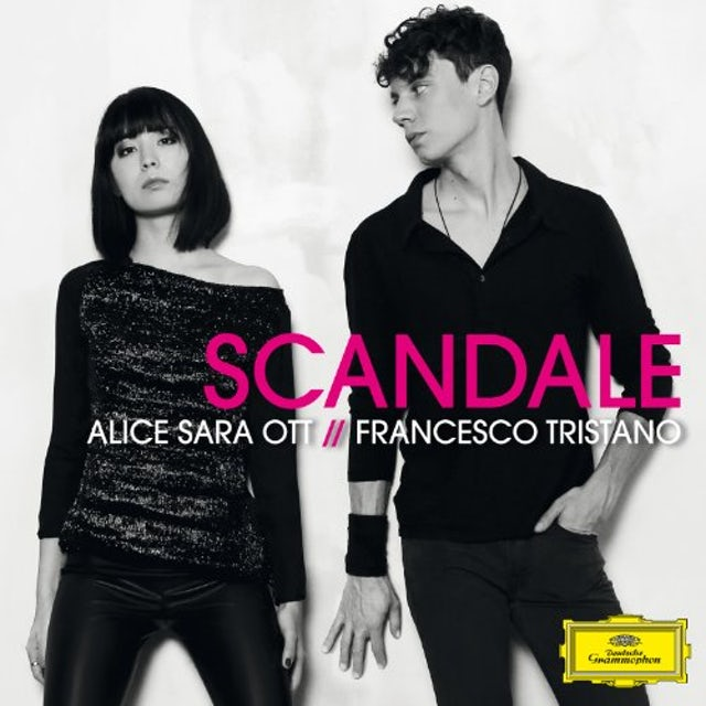 Alice Sara Ott SCANDALE CD