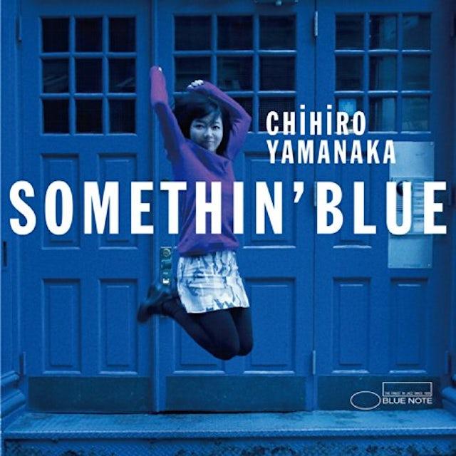 Chihiro Yamanaka SOMETHIN BLUE CD