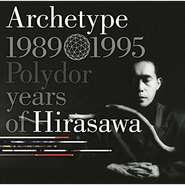 Susumu Hirasawa BEST OF POLYDOR YEARS CD