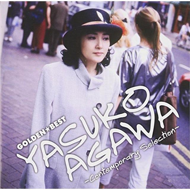 Yasuko Agawa GOLDEN BEST AGAWA YASUKO CD