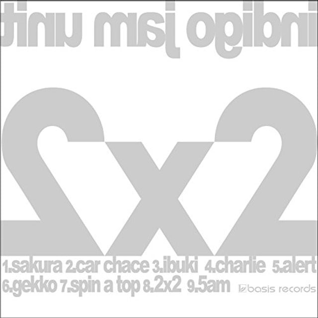 Indigo Jam Unit TWO BY TWO CD
