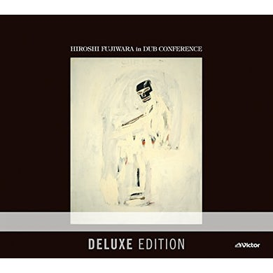 Hiroshi Fujiwara IN DUB CONFERENCE: DELUXE EDITION CD