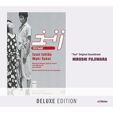 Hiroshi Fujiwara YURI ORIGINAL SOUND TRACK: DELUXE EDITION CD
