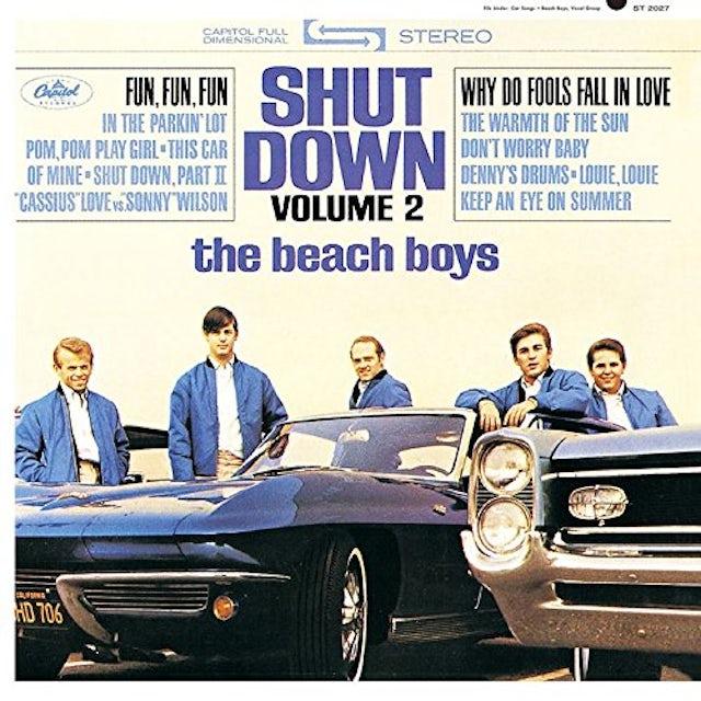 The Beach Boys SHUT DOWN VOL 2 CD