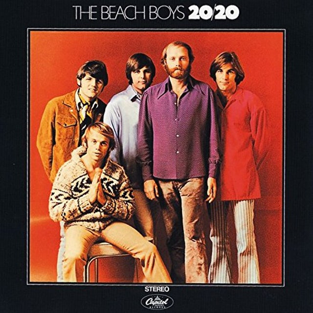 The Beach Boys 20/20 CD