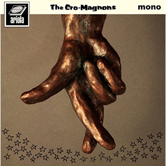 CRO-MAGNONS PETENSHIROCK CD