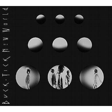 BUCK-TICK NEW WORLD: LIMITED-A CD