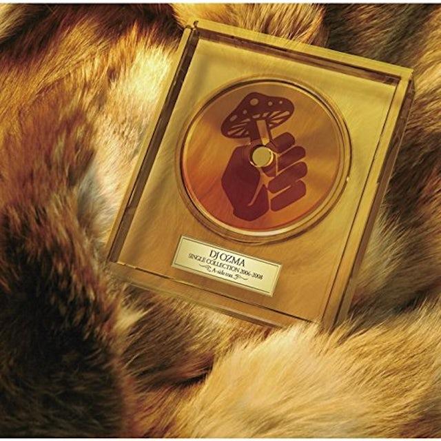 DJ OZMA SINGLE COLLECTION: 2006-2008 A-SIDE TRAX CD
