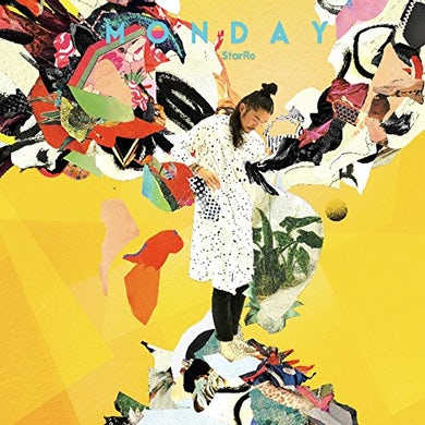 starRo MONDAY CD