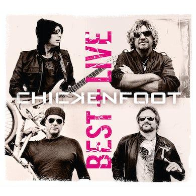 Chickenfoot BEST + LIVE CD