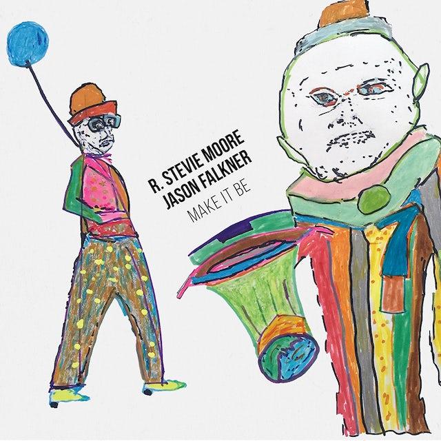 R Stevie Moore / Jason Falkner MAKE IT BE CD