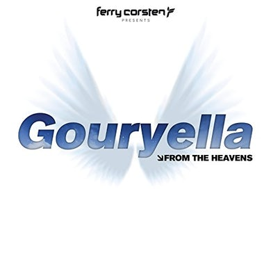 Gouryella FROM THE HEAVENS CD