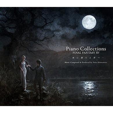 Final Fantasy 15 PIANO COLLECTIONS CD