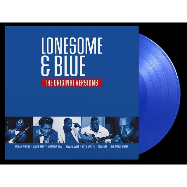 Lonesome & Blue: The Original Versions / Various