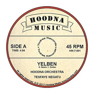 Hoodna Orchestra YELBEN / BEZA Vinyl Record