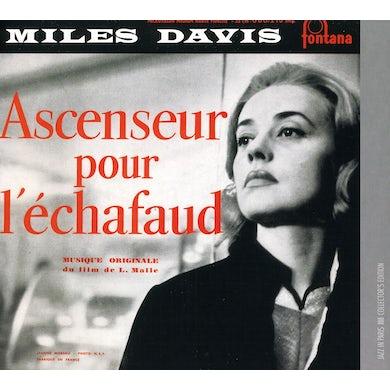 Davis Miles ASCENSEUR POUR L'ECHAFAUD CD