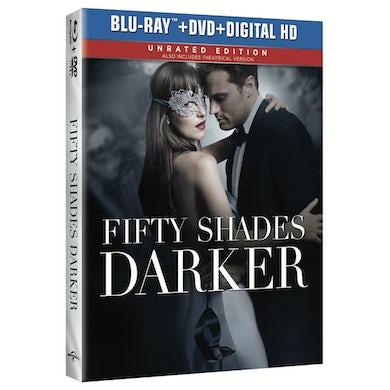 FIFTY SHADES DARKER Blu-ray