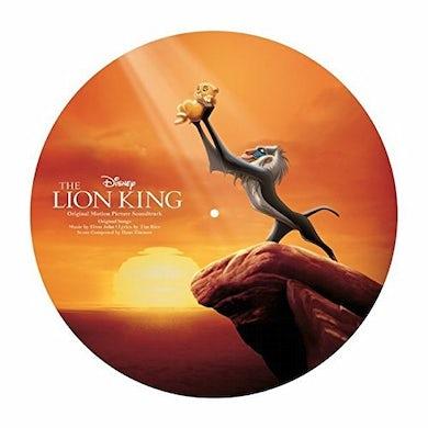 LION KING / Original Soundtrack Limited Edition Picture Disc Vinyl Record
