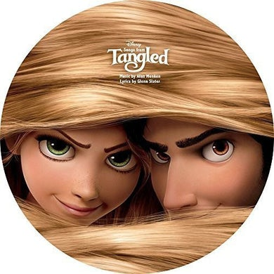 SONGS FROM TANGLED / VARIOUS Vinyl Record