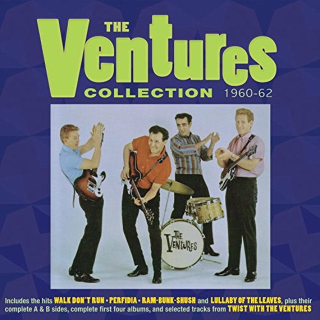 Ventures COLLECTION 1960-62 CD