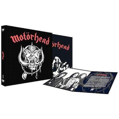 MOTORHEAD: DELUXE EDITION (CLEAR VINYL) Vinyl Record Box Set