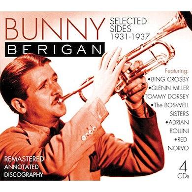 Bunny Berigan 1931-1937: SELECTED SIDES-CLASSIC JAZZ CD