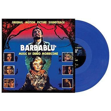 Ennio Morricone BARBABLU - Original Soundtrack Vinyl Record