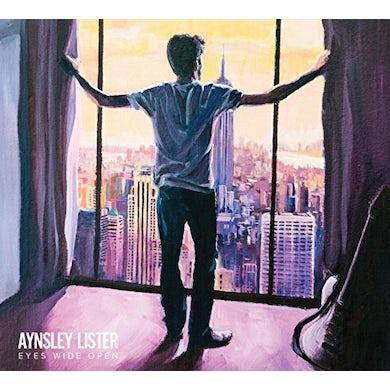 Aynsley Lister EYES WIDE OPEN CD