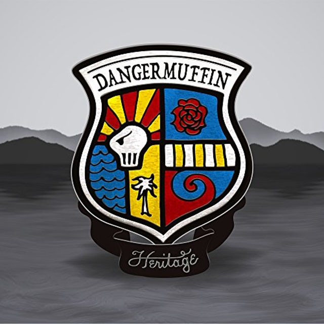 Dangermuffin HERITAGE CD
